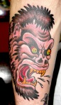 Steve Tiberi Tattoo 1