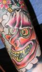 Steve Tiberi Tattoo hayna