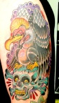 Steve Tiberi Tattoo 7