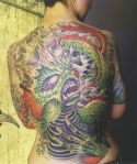 "back piece from ""Return Me to Water"""