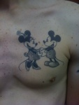 mickey and minnie jag