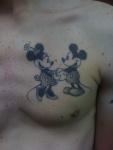 mickey and minnie jag